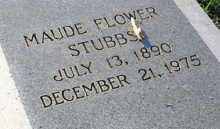 FLOWER STUBBS, MAUDE - Ouachita County, Louisiana   MAUDE FLOWER STUBBS - Louisiana Gravestone Photos