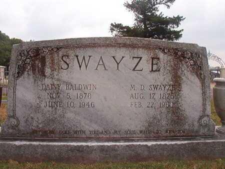 BALDWIN SWAYZE, DAISY - Ouachita County, Louisiana   DAISY BALDWIN SWAYZE - Louisiana Gravestone Photos
