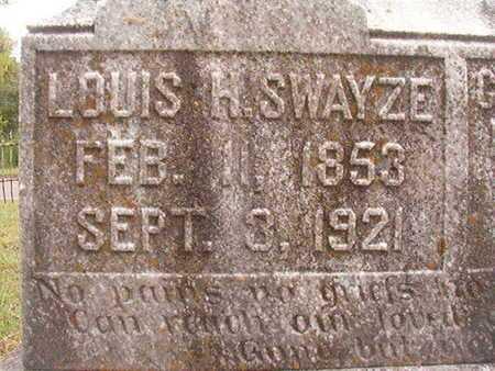 SWAYZE, LOUIS H - Ouachita County, Louisiana | LOUIS H SWAYZE - Louisiana Gravestone Photos