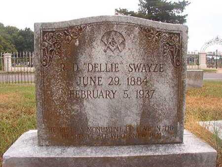 "SWAYZE, R D ""DELLIE"" - Ouachita County, Louisiana   R D ""DELLIE"" SWAYZE - Louisiana Gravestone Photos"
