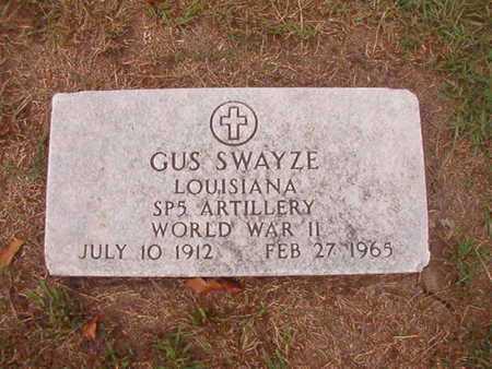 SWAYZE, GUS (VETERAN WWII) - Ouachita County, Louisiana | GUS (VETERAN WWII) SWAYZE - Louisiana Gravestone Photos