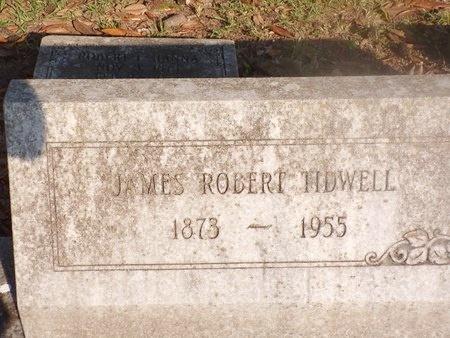 TIDWELL, JAMES ROBERT (CLOSE UP) - Ouachita County, Louisiana | JAMES ROBERT (CLOSE UP) TIDWELL - Louisiana Gravestone Photos