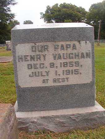 VAUGHAN, HENRY - Ouachita County, Louisiana | HENRY VAUGHAN - Louisiana Gravestone Photos