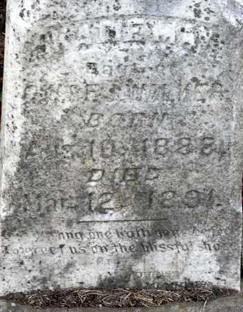 WALKER, KATIE MAY (CLOSE UP) - Ouachita County, Louisiana | KATIE MAY (CLOSE UP) WALKER - Louisiana Gravestone Photos