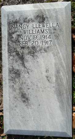 WILLIAM, NANCY LLEWELLA - Ouachita County, Louisiana   NANCY LLEWELLA WILLIAM - Louisiana Gravestone Photos