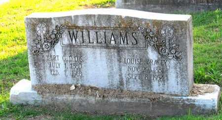 WILLIAMS, BERT G, DDS - Ouachita County, Louisiana | BERT G, DDS WILLIAMS - Louisiana Gravestone Photos