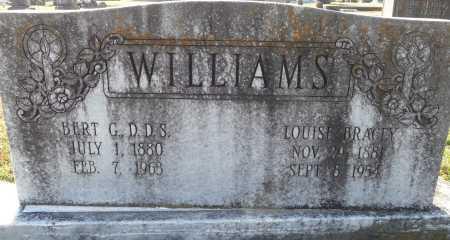 WILLIAMS, LOUISE - Ouachita County, Louisiana | LOUISE WILLIAMS - Louisiana Gravestone Photos