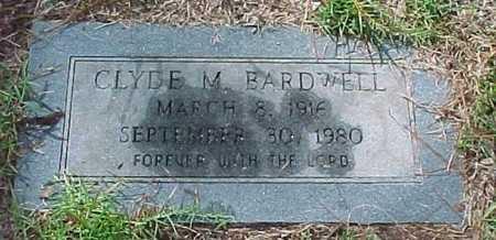 BARDWELL, CLYDE M - Rapides County, Louisiana | CLYDE M BARDWELL - Louisiana Gravestone Photos
