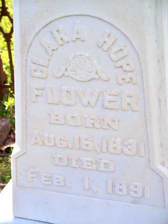 FLOWER, CLARA HOPE (CLOSEUP) - Rapides County, Louisiana | CLARA HOPE (CLOSEUP) FLOWER - Louisiana Gravestone Photos
