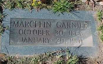 GARNIER, MARCELIN - Rapides County, Louisiana | MARCELIN GARNIER - Louisiana Gravestone Photos