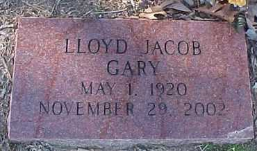 GARY, LLOYD JACOB - Rapides County, Louisiana | LLOYD JACOB GARY - Louisiana Gravestone Photos