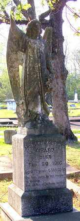 GIRARD, MARY JOSEPHINE, MRS - Rapides County, Louisiana | MARY JOSEPHINE, MRS GIRARD - Louisiana Gravestone Photos