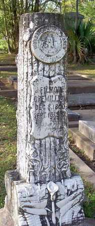 GREMILLION, J FILMORE - Rapides County, Louisiana | J FILMORE GREMILLION - Louisiana Gravestone Photos