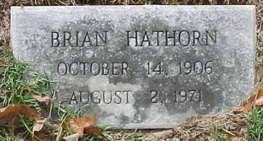 HATHORN, BRIAN - Rapides County, Louisiana | BRIAN HATHORN - Louisiana Gravestone Photos