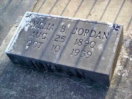JORDAN, AMELIA B - Rapides County, Louisiana   AMELIA B JORDAN - Louisiana Gravestone Photos
