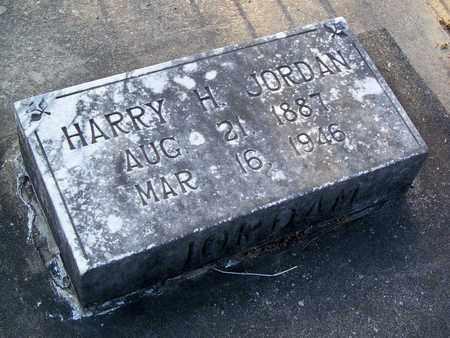 JORDAN, HARRY H - Rapides County, Louisiana | HARRY H JORDAN - Louisiana Gravestone Photos