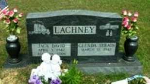 STRAIN LACHNEY, GLENDA MAE - Rapides County, Louisiana | GLENDA MAE STRAIN LACHNEY - Louisiana Gravestone Photos