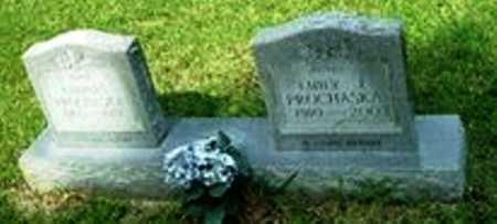 PROCHASKA, EMILY J - Rapides County, Louisiana | EMILY J PROCHASKA - Louisiana Gravestone Photos