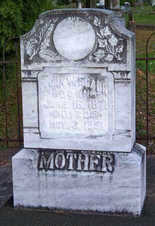 ROARK, ANNA M - Rapides County, Louisiana | ANNA M ROARK - Louisiana Gravestone Photos