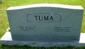 TUMA, HARRY FRANK, SR - Rapides County, Louisiana | HARRY FRANK, SR TUMA - Louisiana Gravestone Photos