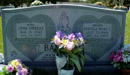 "BAMBURG, REBECCA LYNETTE ""BECKY"" - Red River County, Louisiana | REBECCA LYNETTE ""BECKY"" BAMBURG - Louisiana Gravestone Photos"