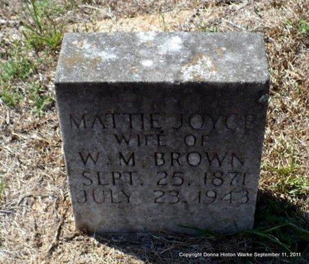 BROWN, MATTIE - Red River County, Louisiana | MATTIE BROWN - Louisiana Gravestone Photos
