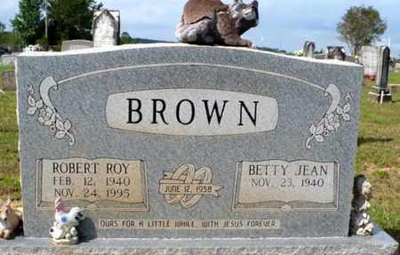 BROWN, ROBERT ROY - Red River County, Louisiana | ROBERT ROY BROWN - Louisiana Gravestone Photos