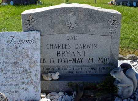 BRYANT, CHARLES DARWIN - Red River County, Louisiana | CHARLES DARWIN BRYANT - Louisiana Gravestone Photos