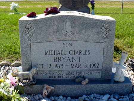 BRYANT, MICHAEL CHARLES - Red River County, Louisiana | MICHAEL CHARLES BRYANT - Louisiana Gravestone Photos