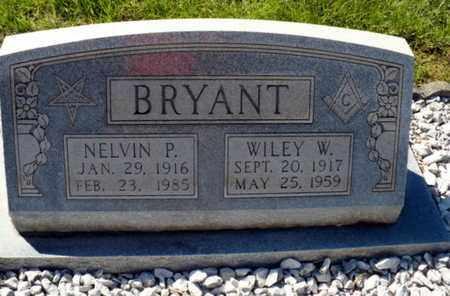 BRYANT, NELVIN R - Red River County, Louisiana | NELVIN R BRYANT - Louisiana Gravestone Photos