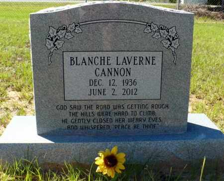 "CANNON DICK, BLANCHE LAVERNE ""MERN"" - Red River County, Louisiana   BLANCHE LAVERNE ""MERN"" CANNON DICK - Louisiana Gravestone Photos"