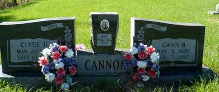 CANNON, CLYDE RAY - Red River County, Louisiana | CLYDE RAY CANNON - Louisiana Gravestone Photos
