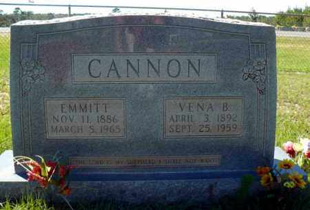 "BAMBURG CANNON, OLIVE LOUVENIA ""VENA"" ""VENIE"" - Red River County, Louisiana | OLIVE LOUVENIA ""VENA"" ""VENIE"" BAMBURG CANNON - Louisiana Gravestone Photos"