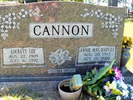 CANNON, LOCKETT LEE - Red River County, Louisiana | LOCKETT LEE CANNON - Louisiana Gravestone Photos