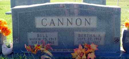 CANNON, BERTHA LEE - Red River County, Louisiana | BERTHA LEE CANNON - Louisiana Gravestone Photos