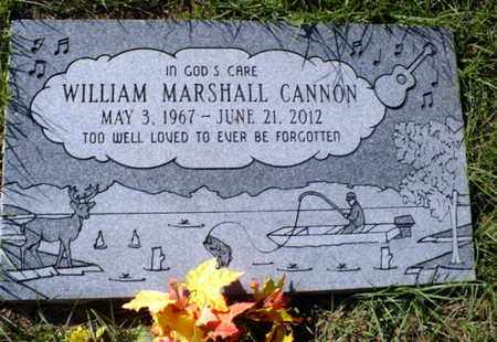 CANNON, WILLIAM MARSHALL - Red River County, Louisiana | WILLIAM MARSHALL CANNON - Louisiana Gravestone Photos