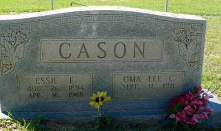 CANNON CASON, OMA LEE - Red River County, Louisiana | OMA LEE CANNON CASON - Louisiana Gravestone Photos