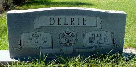 C DELRIE, WILLIE - Red River County, Louisiana | WILLIE C DELRIE - Louisiana Gravestone Photos