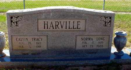 LONG HARVILLE, NORMA - Red River County, Louisiana | NORMA LONG HARVILLE - Louisiana Gravestone Photos