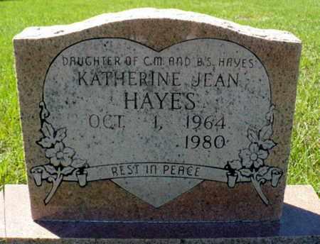 HAYNES, KATHERINE JEAN - Red River County, Louisiana | KATHERINE JEAN HAYNES - Louisiana Gravestone Photos