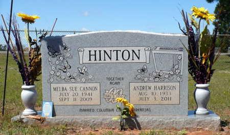 HINTON, MELBA SUE - Red River County, Louisiana | MELBA SUE HINTON - Louisiana Gravestone Photos