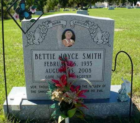 HUGHES, BETTIE JOYCE - Red River County, Louisiana | BETTIE JOYCE HUGHES - Louisiana Gravestone Photos