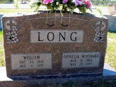 LONG, WILLIAM - Red River County, Louisiana | WILLIAM LONG - Louisiana Gravestone Photos
