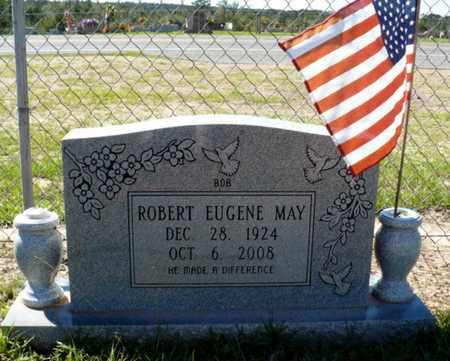 MAY, ROBERT EUGENE - Red River County, Louisiana | ROBERT EUGENE MAY - Louisiana Gravestone Photos