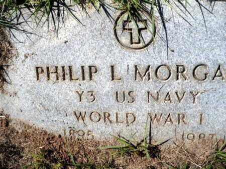 MORGAN, PHILIP LONG (VETERAN WWI) - Red River County, Louisiana | PHILIP LONG (VETERAN WWI) MORGAN - Louisiana Gravestone Photos