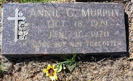 MURPHY, ANNIE GAIL - Red River County, Louisiana | ANNIE GAIL MURPHY - Louisiana Gravestone Photos