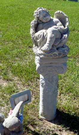 PARKER, INFANT - Red River County, Louisiana | INFANT PARKER - Louisiana Gravestone Photos