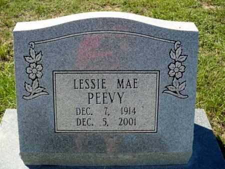 PEEVY, LESSIE MAE - Red River County, Louisiana | LESSIE MAE PEEVY - Louisiana Gravestone Photos