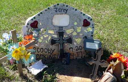 """PERKINS, JERRY ROGER """"SCOOBY"""" III - Red River County, Louisiana 