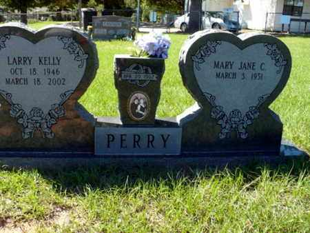 PERRY, LARRY KELLY - Red River County, Louisiana | LARRY KELLY PERRY - Louisiana Gravestone Photos